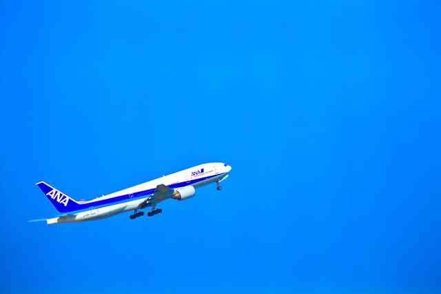 ANAのマイルをクレジットカードで貯めて無料航空券で海外旅行に