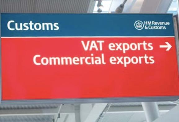 VAT付加価値税の免税手続き編その1〜フランス・イギリス旅行記10
