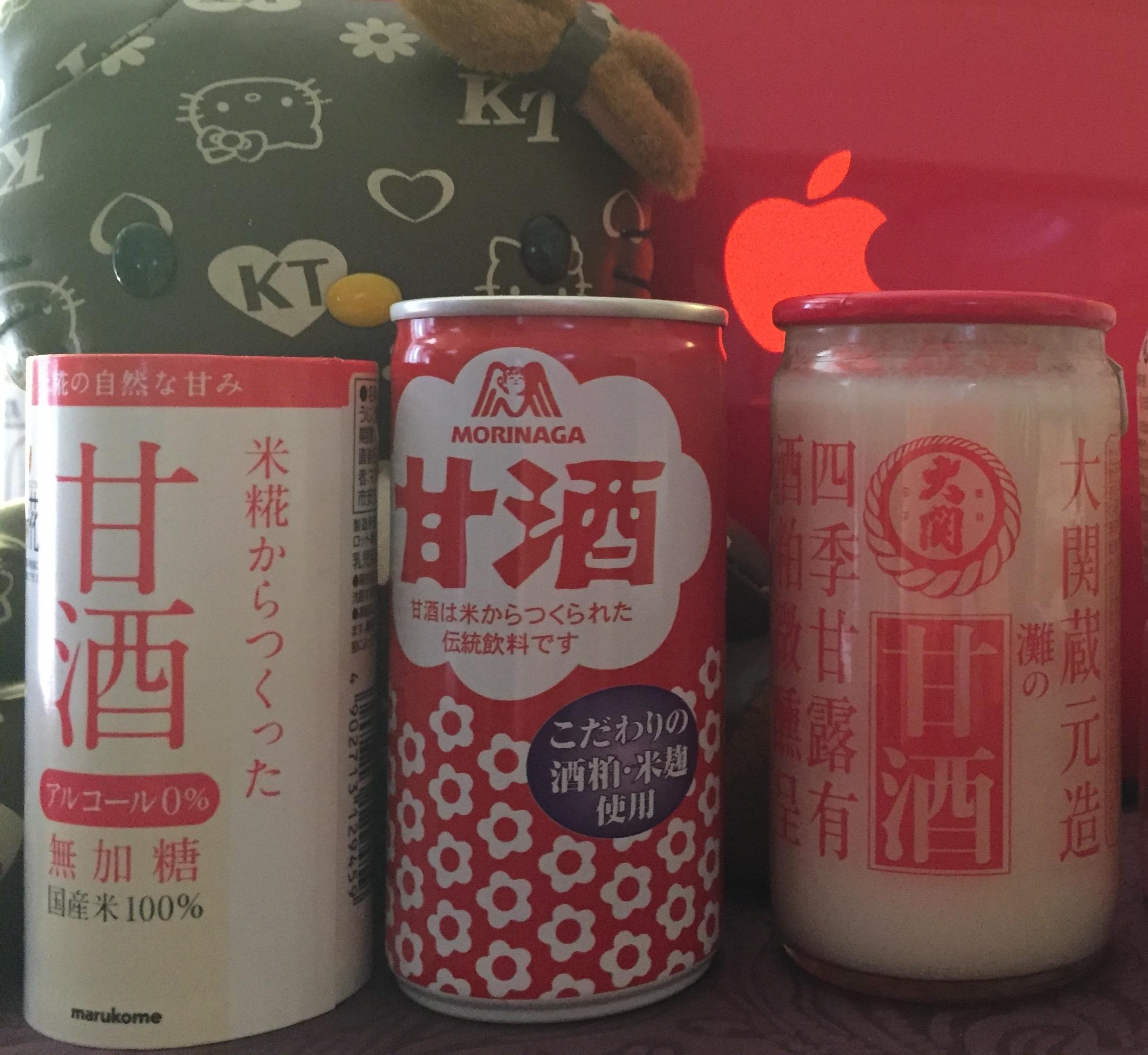 あさイチで紹介 甘酒の効果は?美肌・ダイエットに注目の甘酒3種類飲み比べ
