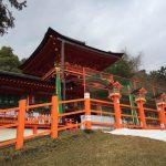 春日大社で初詣 正しい神社の参拝方法の三礼三拍手一礼と手水の作法