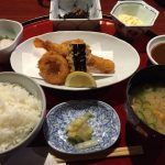 西梅田の和食ランチはリッツ隣り「禅園」が日替り定食880円でお得