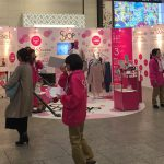 ショップチャンネル大阪店のフェアでキャストと波多野賢也先生が来店